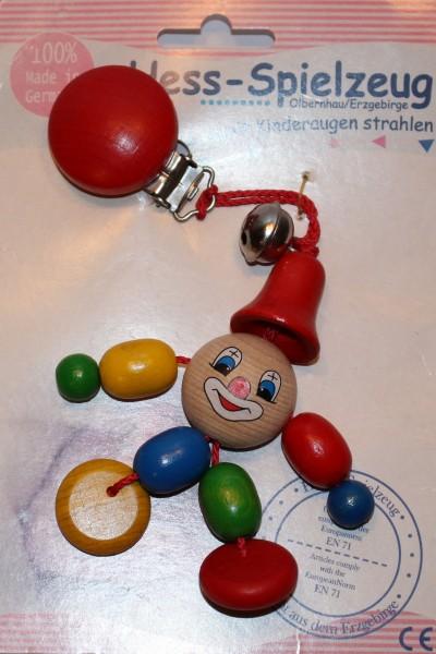 Clipfigur, Clowny