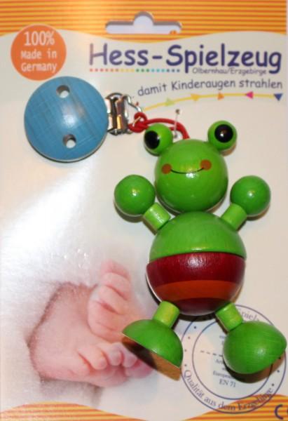 Clipfigur, Frosch